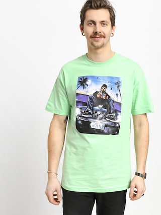 T-shirt DGK Hustlin 2 (mint)