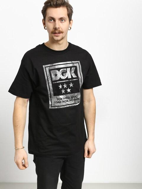 T-shirt DGK Dead President