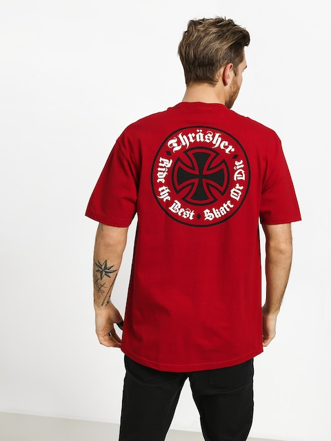 T-shirt Independent Thrasher Oath