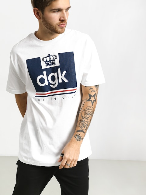 T-shirt DGK Hustle Club