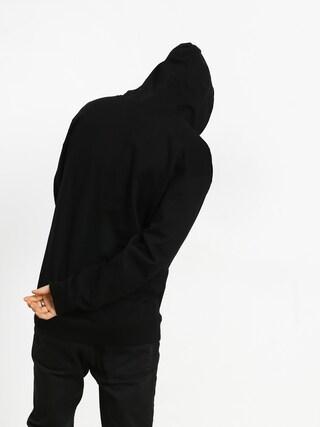 Bluza z kapturem DGK Heads Up HD (black)