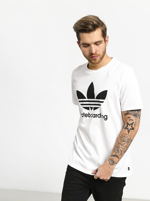 T-shirt adidas Clima 3 0 (white/black)