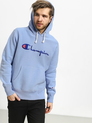 Bluza z kapturem Champion Hooded Sweatshirt HD (llu)