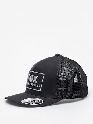 Czapka z daszkiem Fox Heater ZD (blk)