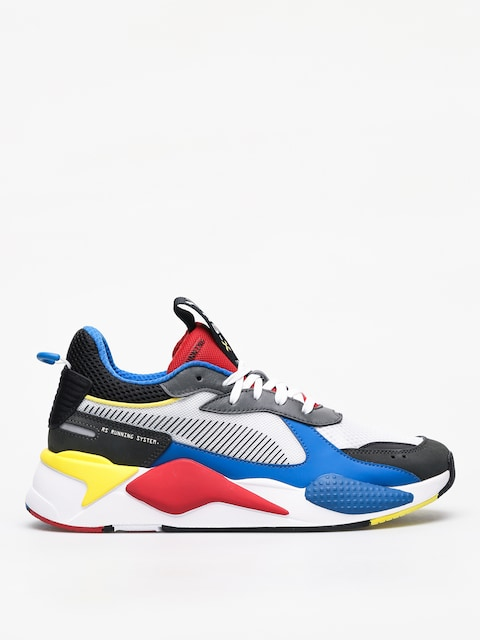 Buty Puma Rs X Toys (puma white/puma royal/high risk red)