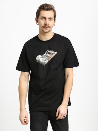 T-shirt DGK Mind Trap (black)