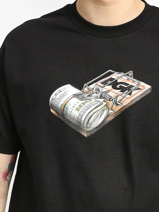 T-shirt DGK Mind Trap (black)