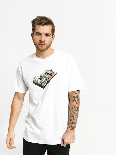 T-shirt DGK Mind Trap (white)