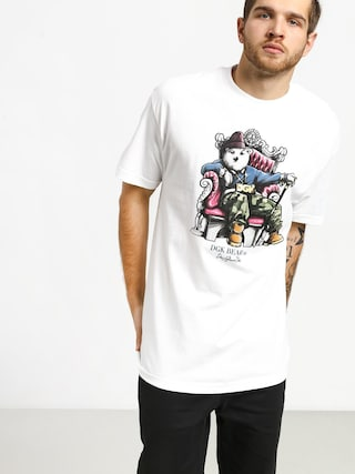 T-shirt DGK Chillin (white)