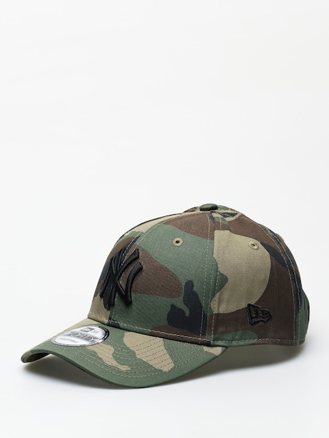 Czapka z daszkiem New Era League Essential New York Yankees ZD (woodland camo)