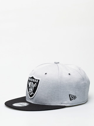 Czapka z daszkiem New Era 9Fifty Home Oakland Raiders Offical Team ZD (gray/black)
