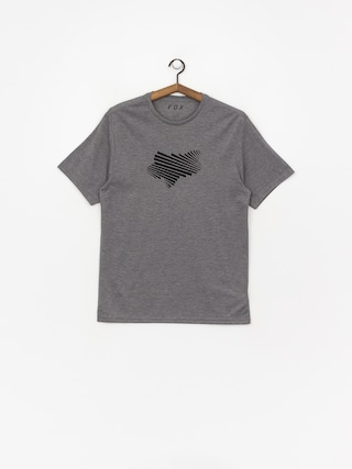 T-shirt Fox Clash Tech (htr graph)