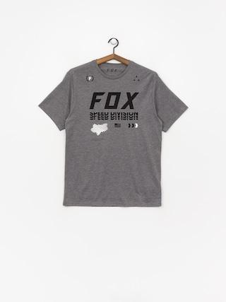 T-shirt Fox Triple Threat Tech (htr graph)