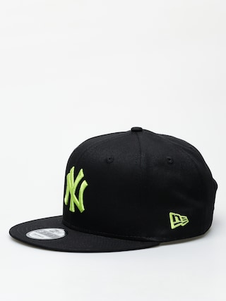 Czapka z daszkiem New Era 9Fifty League Essential New York Yankees ZD (black/cyber green)
