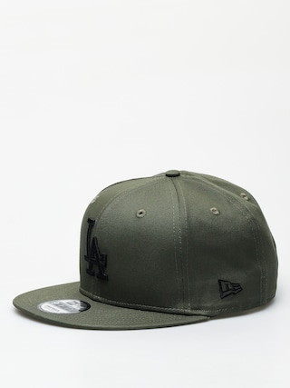 Czapka z daszkiem New Era 9Fifty League Essential Los Angeles Dodgers ZD (new olive/black)