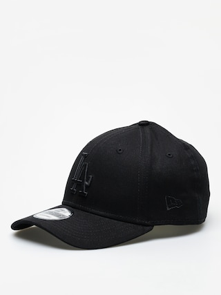 Czapka z daszkiem New Era 9Forty Snapback Los Angeles Dodgers ZD (black/black)