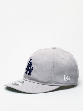 Czapka z daszkiem New Era 9Fifty Retro Crown Los Angeles Dodgers ZD (gray)