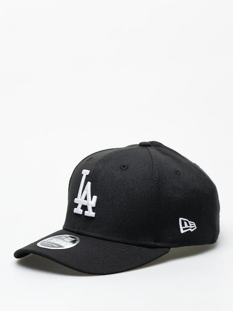 Czapka z daszkiem New Era 9Fifty Stretch Snap Los Angeles Dodgers ZD (black)