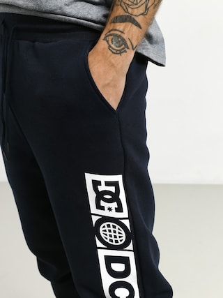 Spodnie DC Havelock (dark indigo)