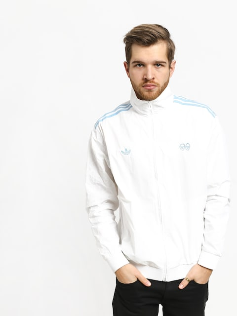 Bluza adidas Krooked (white/clear blue)