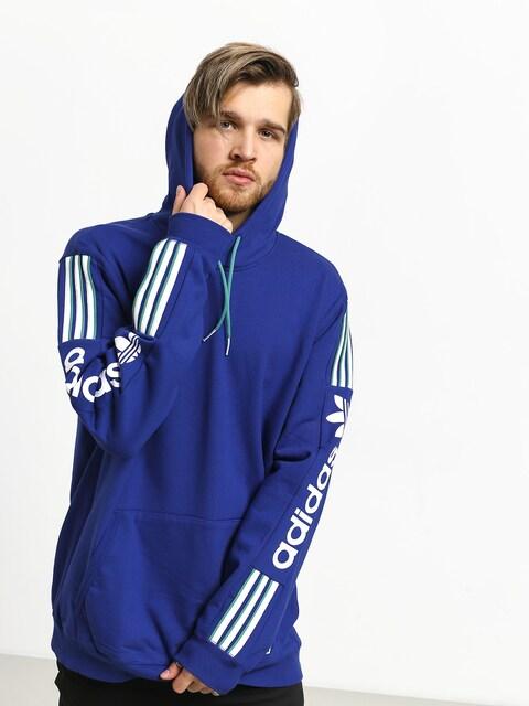 Bluza adidas Qrzflce (actblu/white/actgrn)
