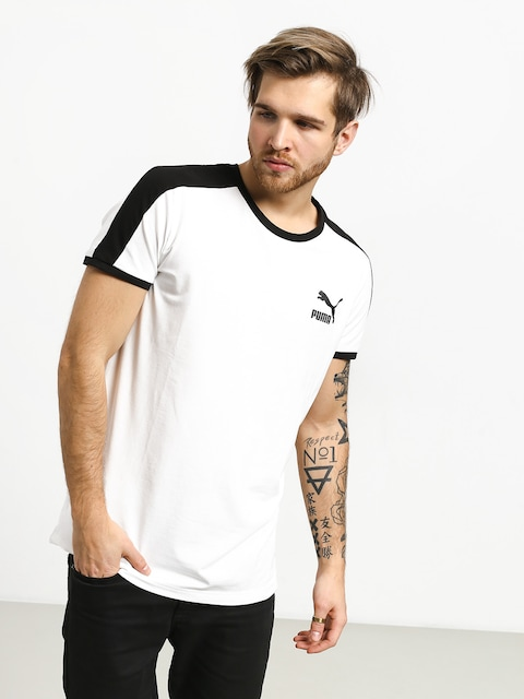 T-shirt Puma Iconic T7 (puma white)