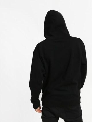 Bluza z kapturem Real Deeds Outline HD (black/white)