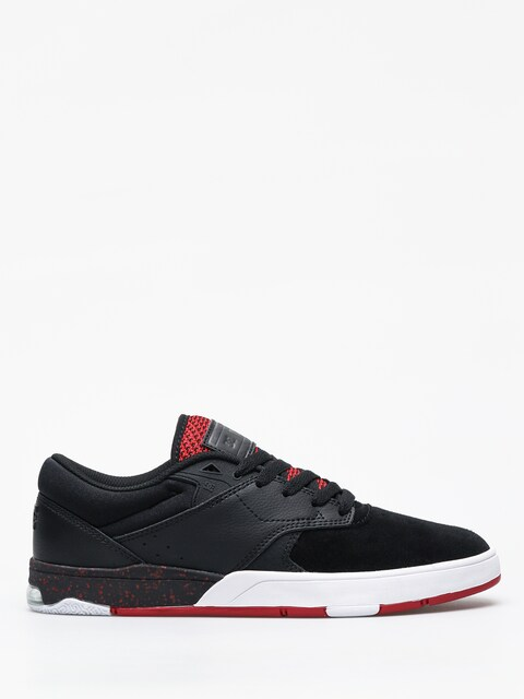 Buty DC Tiago S (black/atl red/black)