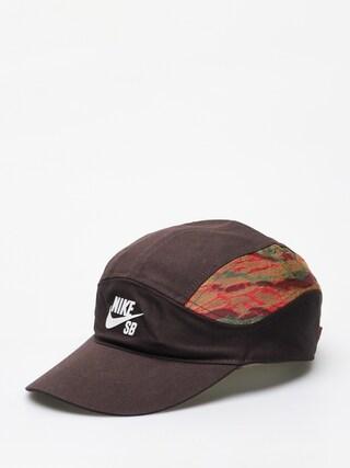 Czapka z daszkiem Nike SB Sb Flatbill (velvet brown)