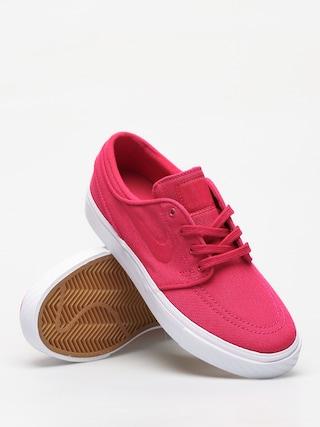 Buty Nike SB Stefan Janoski Canvas (rush pinkrush pink gum