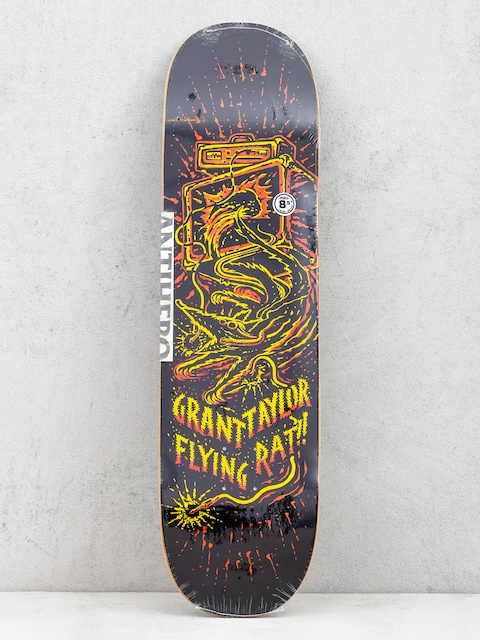 Deck Antihero Taylor Flyingrat (black)