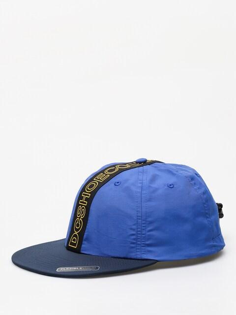 Czapka z daszkiem DC Baffles (nautical blue)