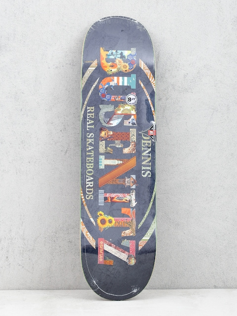Deck Real Busenitz C And P Oval (black)