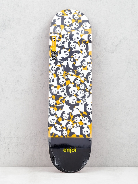 Deck Enjoi Panda Pile Up (orange)