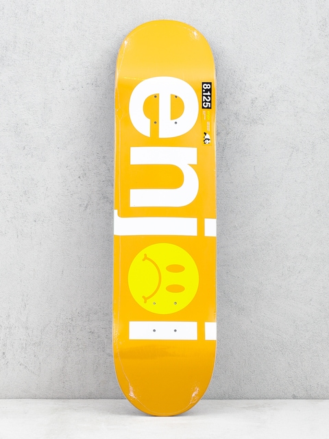 Deck Enjoi Frowny Face (orange)