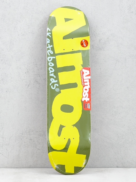 Deck Almost Color Logo (olive)