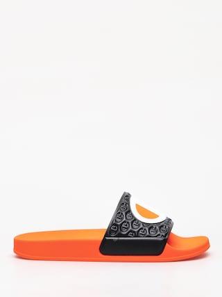 Klapki Champion Slide M Evo (nbk/orange)