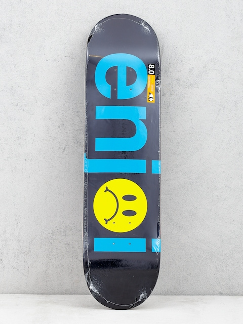 Deck Enjoi Frowny Face (black)