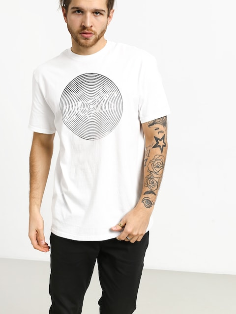 T-shirt Fox Bulls Eye (opt wht)