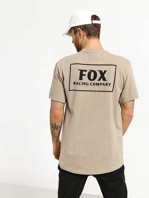 T-shirt Fox Heater Pocket (snd)