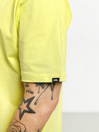T-shirt Vans Classic (sunny lime/white)