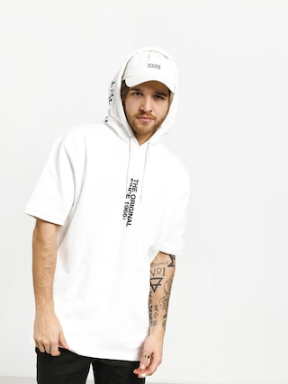 Bluza z kapturem Vans Otw Distort HD (white)