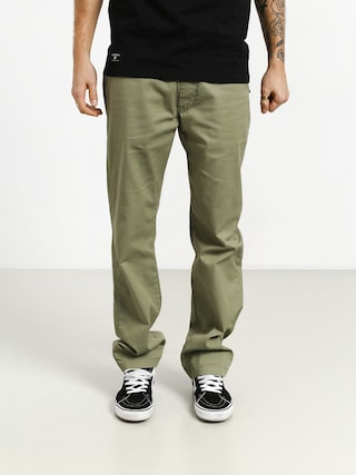 Spodnie Vans Authentic Chino Pro (oil green)