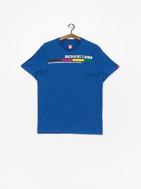 T-shirt DC 4Stripe (nautical blue)