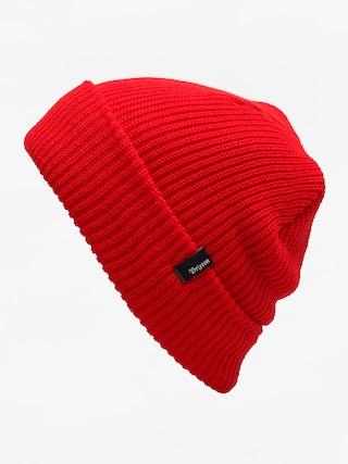 Czapka zimowa Brixton Heist Beanie (red)