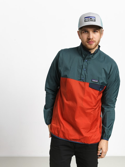 Kurtka Patagonia Houdini Snap T (sunset orange)