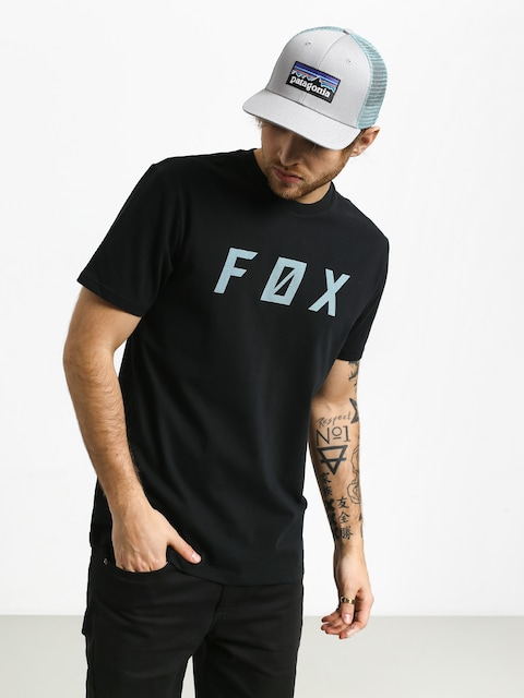 T-shirt Fox Backslash Airline (blk)