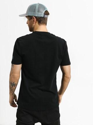 T-shirt Fox Backslash Airline (blk)