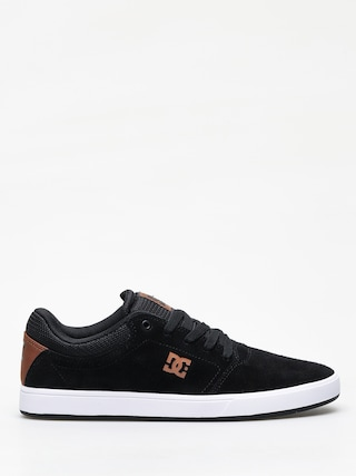 Buty DC Crisis (black/brown/black)