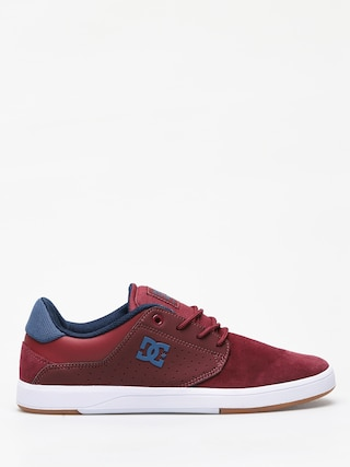 Buty DC Plaza Tc (burgundy)